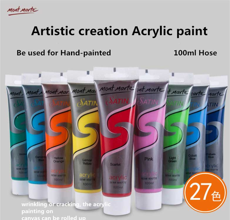 MMAT Perfect in Workmanship Fast Drying high utilization acrylic paint