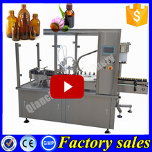 Factory wholesale filling machine olive oil