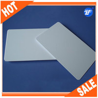 plastic id card models with pvc material