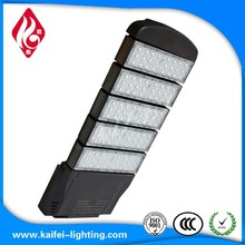 High quality black 150W led street light parts with 5 years warranty