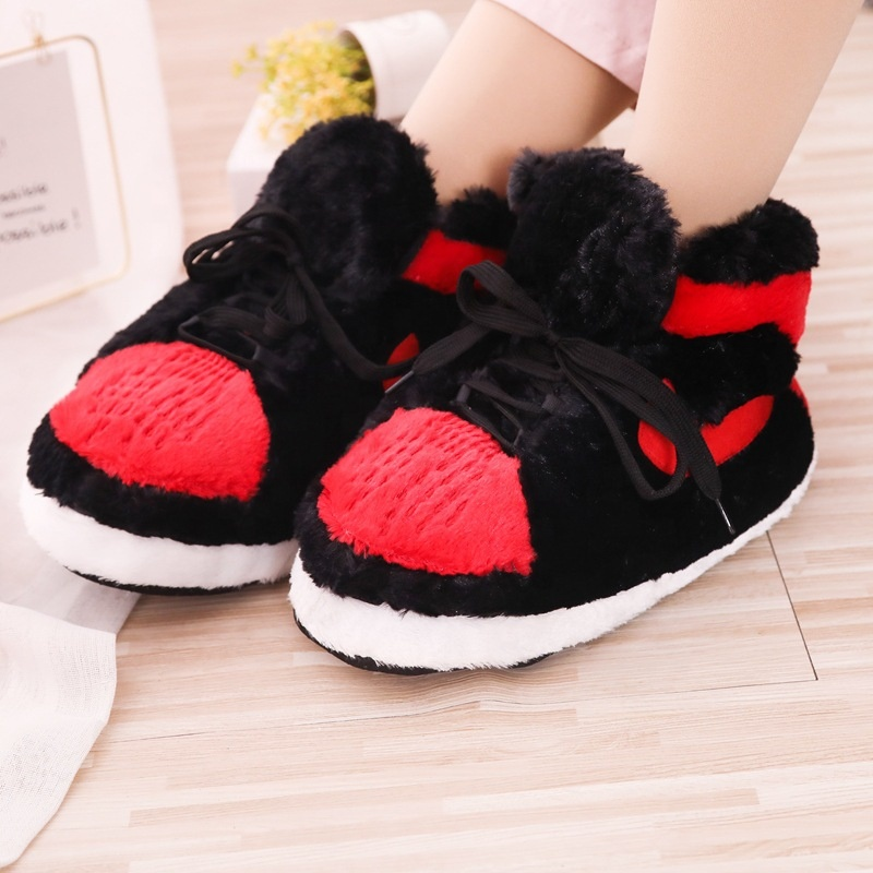 Drop shipping plush <strong>slippers</strong> teenager adult plush indoor <strong>slippers</strong> yeezy plush <strong>slippers</strong>