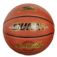 Wholesale popular pvc glued basketball