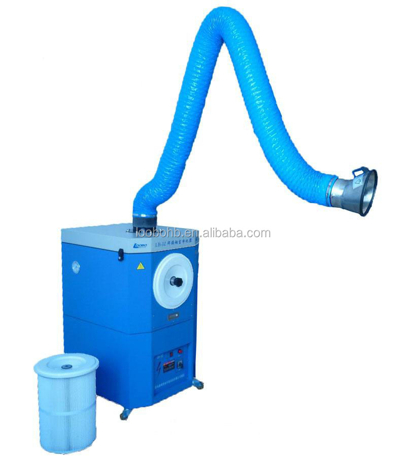 portable dust collector and extractor for welding from LOOBO
