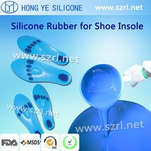 Silicone Gel for Orthotics Prosthetics and Toe Rings