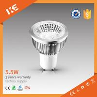 cri 90 30 45 60 70 degree available cob led spot lights gu10