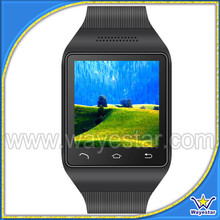 Cheap mobile watch phone with video call