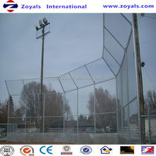 galvanized chain link wire mesh reptile cage (ISO Factory & Exporter)