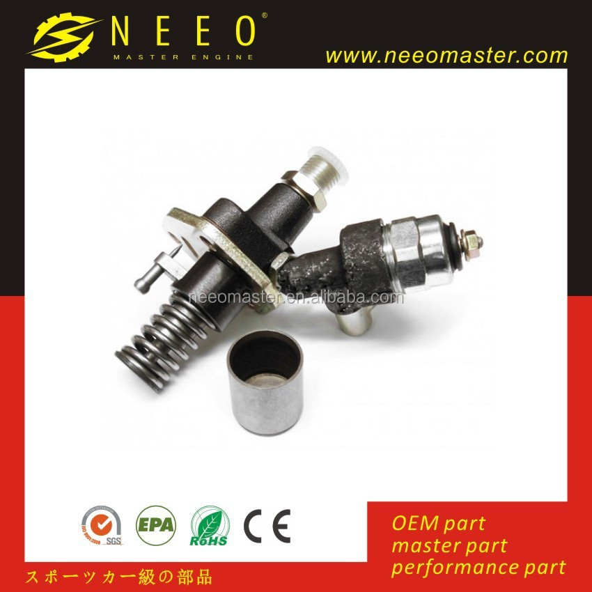 Diesel engine spare parts, generator 170F, 178F, 186F, L48, L70, L100 FUEL INJECTION PUMP WITH SOLENOID 714970-51700