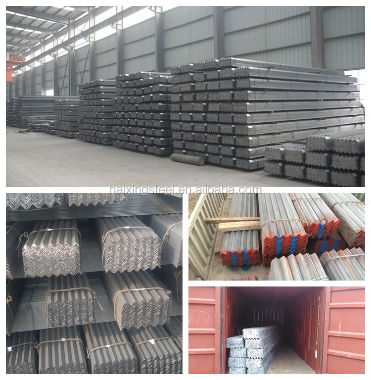 Steel Structure building construction Steel angle bar/Angle steel/Angle steel bar