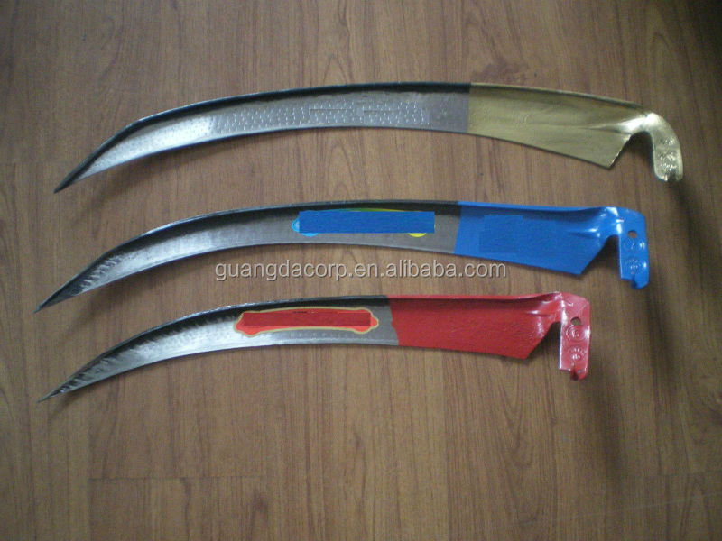 70cm Scythe Blade with handle