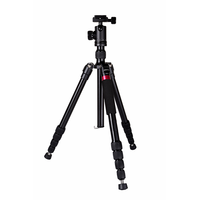 4Riser Professional Alu Tripod Stands for DSLR Camera with Ball head