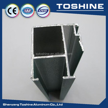 Good! Small pc free sample offering glass office partition aluminium profile system and aluminium counter