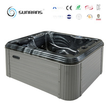 Best pool&spa manufacture china with side panels hot tubs outdoor spas