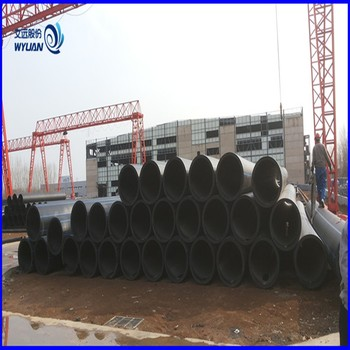 Flexible HDPE Underground Sewer pipe