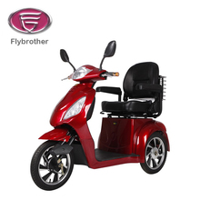 environmental protection off-road electric trike scooter for old man