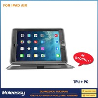 well worth the money for ipad air stand pu leather tablet case