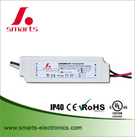 waterproof constant current led downlight driver 32w 900ma