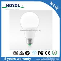 LED energy saving light bulbs, 5W 7W 9W 11W LED Light bulb, UL ETL CE led light bulb a19