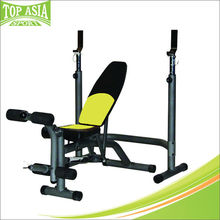 multi way practise weight lifting bench