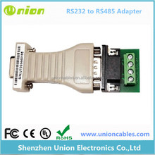 9 PIN RS-232 to RS-485 Adapter Interface Converter RS232
