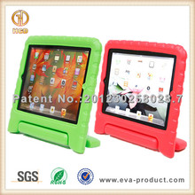 Heavy Duty Childproof EVA Foam case for Children for ipad air stand case