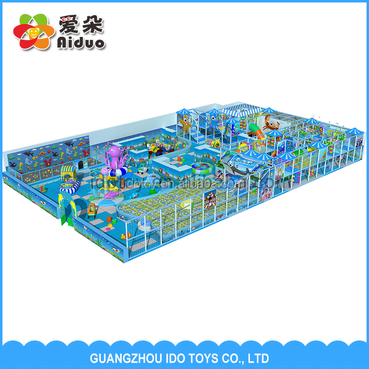 Top Quality Service Indoor Playground Equipment
