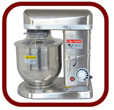 5L Stand Cake Mixer Planetary Mixer Kitchen