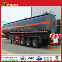 New Commercial Vehicle ! 3 Axle Fuel Tank Semi Truck~Great Stability!