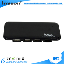 High speed slim usb bluetooth hub