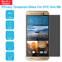 Wholesale Clear Mobile Phone 9H Hardness 2.5D 9H For Otao Tempered Glass Screen Protector For Htc M9+