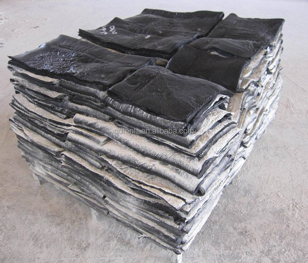 strong quality odorless EPDM reclaimed rubber/recycle rubber