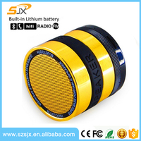 Super Bass Portable Mini Wireless Bluetooth Speaker for MP3 / iPhone / iPad /PC/Laptop