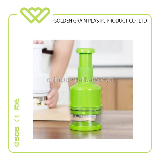 Food Chopper/Kitchen Accessory Hand Onion Chopper/Manual Oinin Chopper
