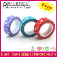 Custom iran self adhesive tape alibaba made in China SGS