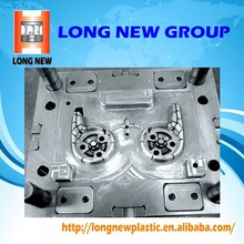 Plastic injection air hair blower mould