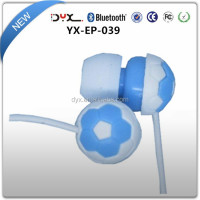 Free sample stylish good quality wholesale deep bass cheap stereo earphones