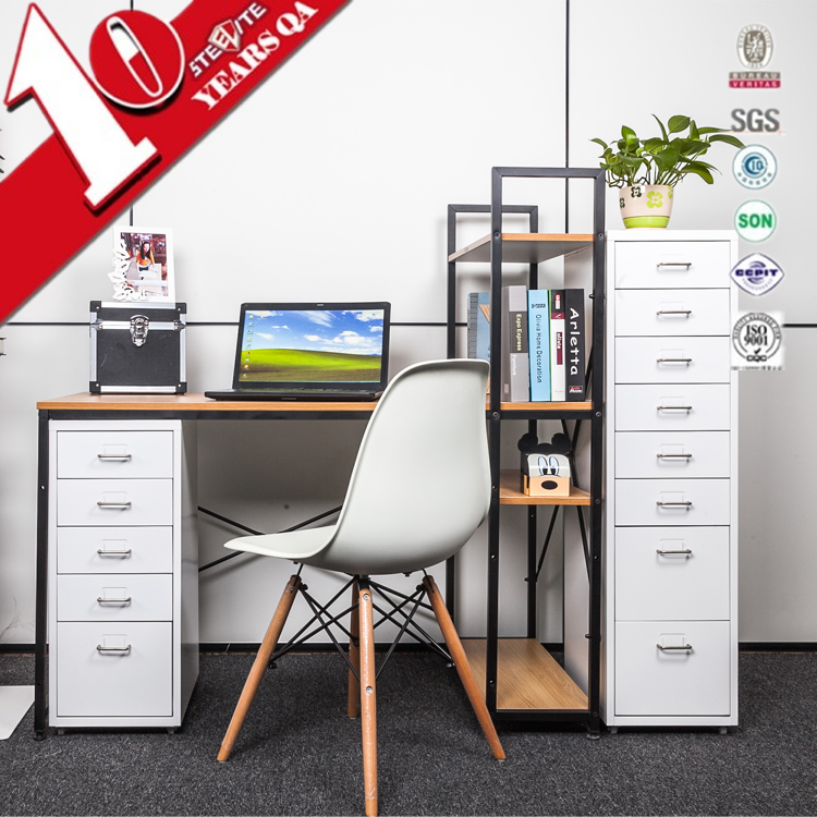 Office furniture 8 drawer filling cheap steel cabinet