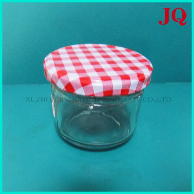 Xuzhou Jinqiao small 15ml 18ml clear glass jar for honey