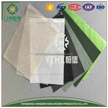 CE approval PP backing fabric for synthetic grass turf /landscaping artificial grass for garden, playground