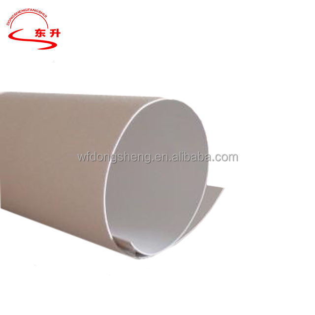 2.0 mm white smooth surface tpo waterproofing membrane for roofing