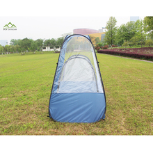 single layer personal sport pod pop-up tent outdoor ice cube fishing tent
