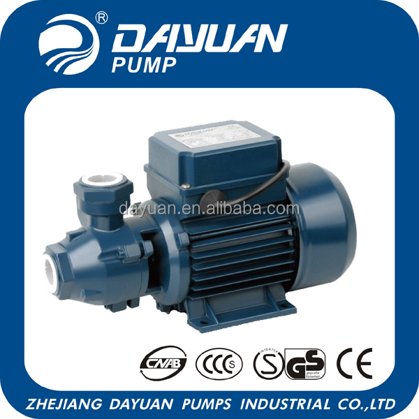 DKF 1'' 0.5hp high pressure water jet enginepump