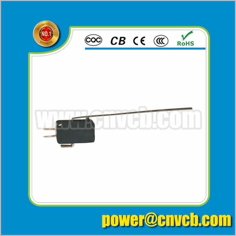 M26 KW7-9T High Quality Microswitches AC250V super Long hinge lever type Micro Switch for sale