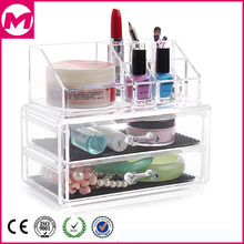 acrylic lipstick holder display stand acrylic makeup organizer cosmetic display case