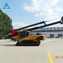 2017 official cable percussion drilling method rotary drilling rig tool