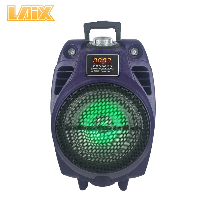 Laix LX-<strong>D10</strong> Portable Speaker Array Column Line Speakers Professional Audio System Sound Active Outdoor Pa Electric Case Roots