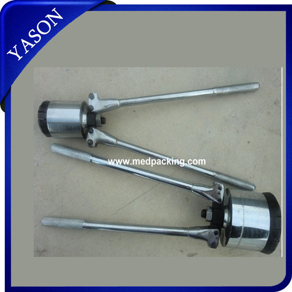 Drum cap sealing tool for 200L oil drum,also supply cap seal and drum plug