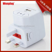 Best Quality Low Price Patent travel plug adapter walmart