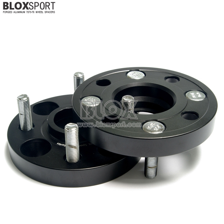 ET Aluminum adapters for rims 4x108 wheel spacer for B Max