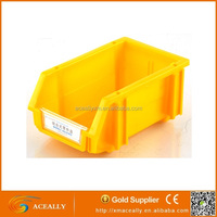 Stacking Plastic Container Warehouse Shelving Bin